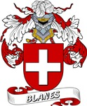 Blanes Family Crest