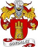 Gonzalez Family Crest / Gonzalez Coat of Arms