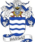 Vargas Family Crest / Vargas Coat of Arms