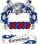 Carmichael Family Crest, Coat of Arms