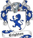 Crighton Family Crest, Coat of Arms
