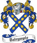 Dalrymple Family Crest, Coat of Arms