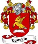 Danskin Family Crest, Coat of Arms