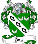 Don Family Crest, Coat of Arms