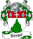 Dougal Family Crest, Coat of Arms