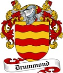 Drummond Family Crest, Coat of Arms