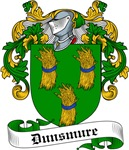 Dunsmure Family Crest, Coat of Arms