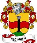 Edward Family Crest, Coat of Arms