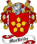 MacBride Family Crest, Coat of Arms