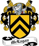 McLagan Family Crest, Coat of Arms