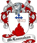 McLannahan Family Crest, Coat of Arms