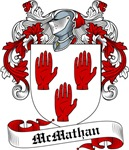 McMathan Family Crest, Coat of Arms
