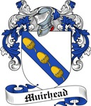Muirhead Family Crest, Coat of Arms