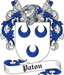 Paton Family Crest, Coat of Arms