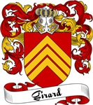 Girard Family Crest, Coat of Arms