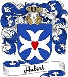 Hubert Family Crest, Coat of Arms