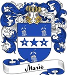 Marie Family Crest, Coat of Arms
