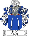 Falce Family Crest, Coat of Arms
