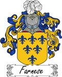 Farnese Family Crest, Coat of Arms
