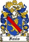 Fazio Family Crest, Coat of Arms