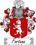 Fortuna Family Crest, Coat of Arms