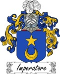 Imperatore Family Crest, Coat of Arms