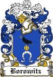 Borowitz Family Crest, Coat of Arms