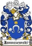 Januszewski Family Crest, Coat of Arms