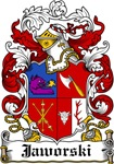 Jaworski Family Crest, Coat of Arms