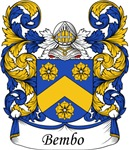 Bembo Family Crest, Coat of Arms