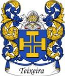 Teixeira Family Crest, Coat of Arms