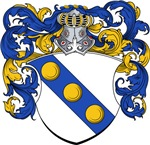 Bolle Family Crest, Coat of Arms