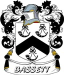 Bassett Coat of Arms, Family Crest