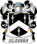Bleddin Coat of Arms, Family Crest