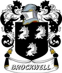 Brockwell Coat of Arms, Family Crest