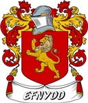 Efnydd Coat of Arms, Family Crest