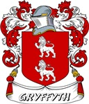Gryffyth Coat of Arms, Family Crest