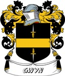 Gwyn Coat of Arms, Family Crest