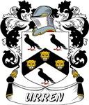 Urren Coat of Arms, Family Crest
