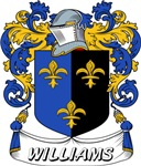 Williams Coat of Arms, Family Crest