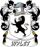 Wylet Coat of Arms, Family Crest