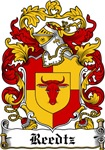Reedtz Coat of Arms, Family Crest