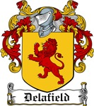 Delafield Coat of Arms, Family Crest
