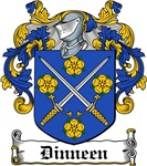 Dinneen Coat of Arms, Family Crest