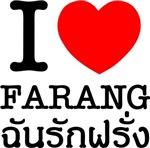 I Heart (Love) Farang