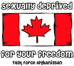 Sexually deprived for your freedom - Canada