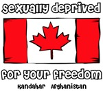 Sexually Deprived for Freedom - Kandahar
