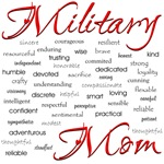 Military Mom Poem of Words
