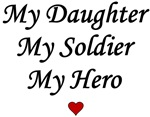 My Daughter My Soldier My Hero