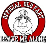 Official Old Fart - Leave Me Alone